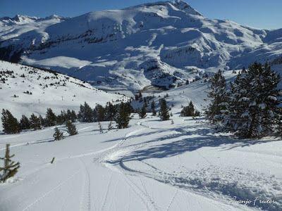 P1010082 - Otro día más con muy buena nieve en Cerler.