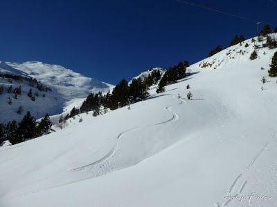 P1010107 - Otro día más con muy buena nieve en Cerler.