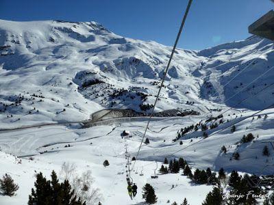 P1010110 - Otro día más con muy buena nieve en Cerler.