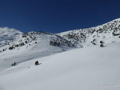 P1010123 - Otro día más con muy buena nieve en Cerler.