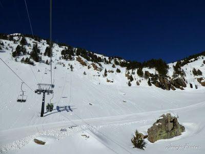 P1010126 - Otro día más con muy buena nieve en Cerler.