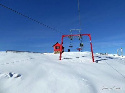 P1010146 - Otro día más con muy buena nieve en Cerler.