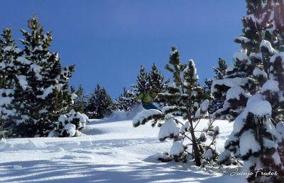 P1010148 - Otro día más con muy buena nieve en Cerler.