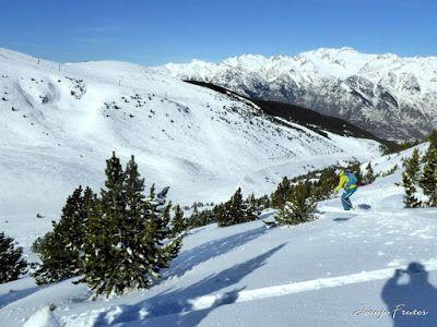 P1010150 - Otro día más con muy buena nieve en Cerler.