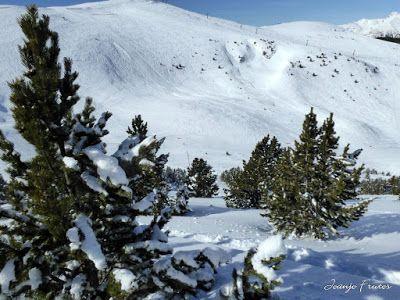 P1010151 - Otro día más con muy buena nieve en Cerler.