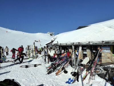 P1010152 - Otro día más con muy buena nieve en Cerler.
