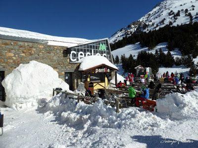 P1010154 - Otro día más con muy buena nieve en Cerler.