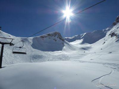 P1010156 - Otro día más con muy buena nieve en Cerler.