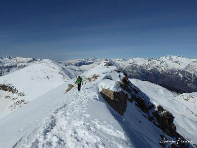P1020059 - Cibollés 2.749 m el bajadón de Cerler (Valle de Benasque)