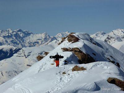 P1020075 - Cibollés 2.749 m el bajadón de Cerler (Valle de Benasque)