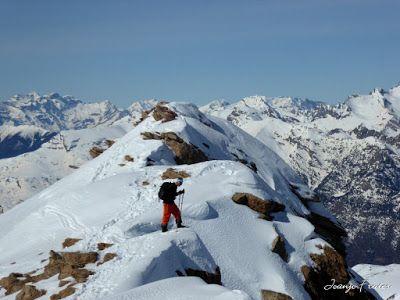 P1020080 - Cibollés 2.749 m el bajadón de Cerler (Valle de Benasque)