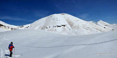 Panorama1 001 fhdr - Triangular de Gallinero - Tuca de Urmella - Cibollés, Valle de Benasque.