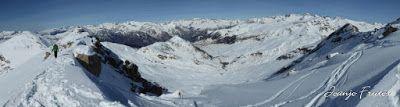 Panorama2 001 1 - Cibollés 2.749 m el bajadón de Cerler (Valle de Benasque)