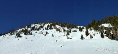 Panorama2 001 2 - Otro día más con muy buena nieve en Cerler.