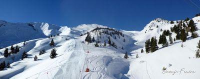 Panorama3 001 1 - Otro día más con muy buena nieve en Cerler.