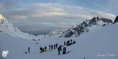 Panorama18 001 - Verbier *** Freeride Junior Tour, nuestra experiencia.