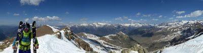 Panorama2 001 - SKIMO AMPRIU-CIBOLLÉS (2749 M.)