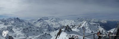 Panorama3 001 2 - Verbier *** Freeride Junior Tour, nuestra experiencia.