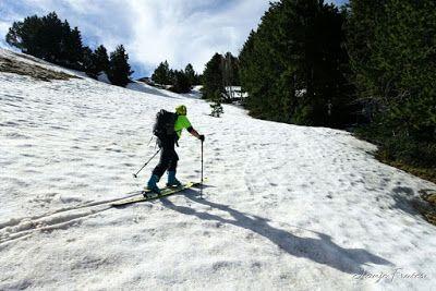 IMG 20170513 WA0016 001 - Nos ha nevado en el pico de Castanesa, Valle de Benasque.