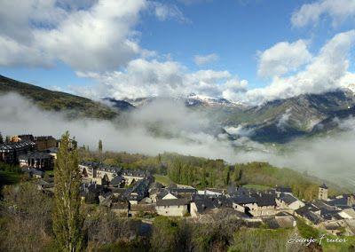 P1040219 - Mayo y vuelve la nieve al Valle de Benasque.