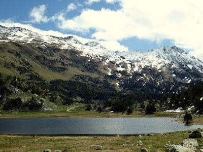 P1040221 - Mayo y vuelve la nieve al Valle de Benasque.