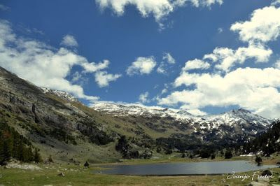 P1040222 - Mayo y vuelve la nieve al Valle de Benasque.