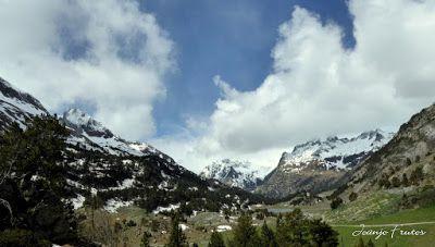 P1040228 - Mayo y vuelve la nieve al Valle de Benasque.