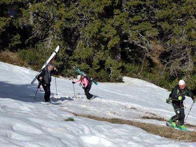 P1040277 - Nos ha nevado en el pico de Castanesa, Valle de Benasque.