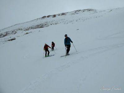 P1040315 - Nos ha nevado en el pico de Castanesa, Valle de Benasque.