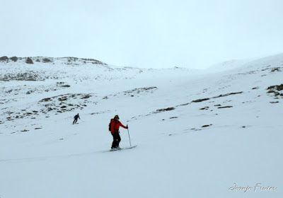 P1040325 - Nos ha nevado en el pico de Castanesa, Valle de Benasque.