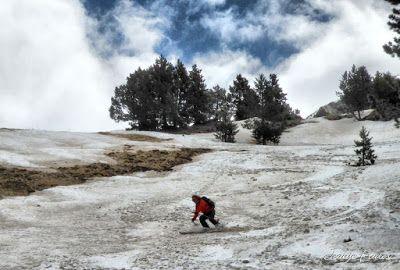 P1040484 fhdr 001 - Nos ha nevado en el pico de Castanesa, Valle de Benasque.