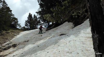 P1040488 - Nos ha nevado en el pico de Castanesa, Valle de Benasque.