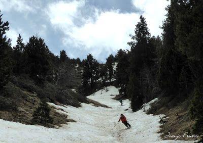 P1040514 - Nos ha nevado en el pico de Castanesa, Valle de Benasque.