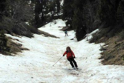 P1040516 - Nos ha nevado en el pico de Castanesa, Valle de Benasque.