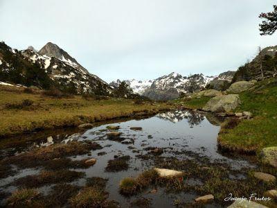 P1040813 - Romería en el Aneto, vistas desde Aigualluts, Pirineo.