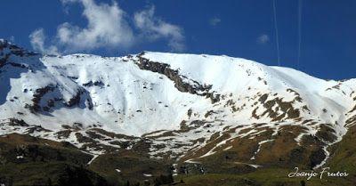 Panorama1 001 2 - Clots de Ampriu, debajo del Tozal del Portet, Cerler