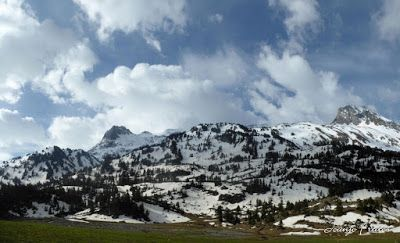 Panorama2 - Encuentros mientras vas a La Renclusa, Valle de Benasque
