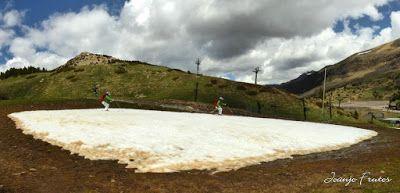 Panorama3 001 2 - Otro Gallinero más con ligera nevada arriba, Cerler.