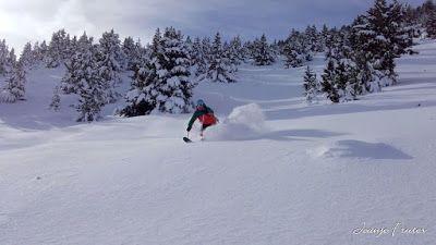 20161127 124926 - Ocho meses con esquís en el Valle de Benasque. Resumen.