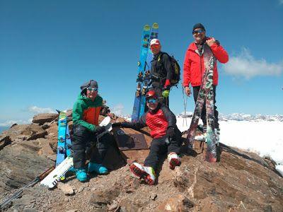 IMG 20170419 WA0003 - Ocho meses con esquís en el Valle de Benasque. Resumen.