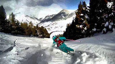 MOV 0062 001 fhdr - Ocho meses con esquís en el Valle de Benasque. Resumen.