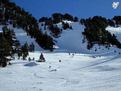 P1000175 - Ocho meses con esquís en el Valle de Benasque. Resumen.