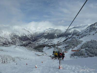 P1000565 - Ocho meses con esquís en el Valle de Benasque. Resumen.