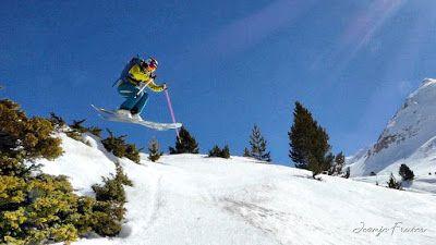 P1020193 001 fhdr - Ocho meses con esquís en el Valle de Benasque. Resumen.