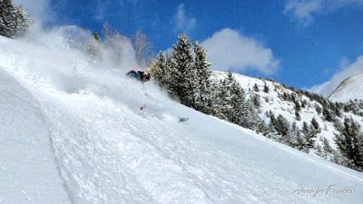 P1020967 001 fhdr - Ocho meses con esquís en el Valle de Benasque. Resumen.