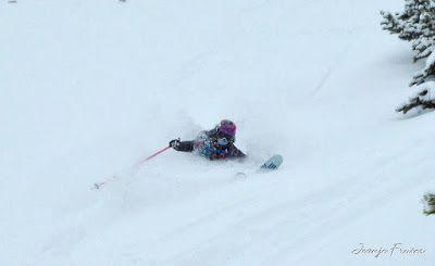 P1030047 fhdr - Ocho meses con esquís en el Valle de Benasque. Resumen.