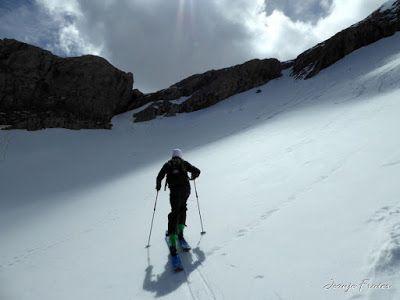 P1040629 - Ocho meses con esquís en el Valle de Benasque. Resumen.