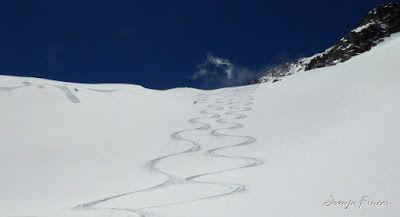 P1040790 - Ocho meses con esquís en el Valle de Benasque. Resumen.