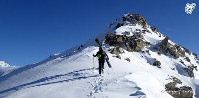 P1310995 - Ocho meses con esquís en el Valle de Benasque. Resumen.