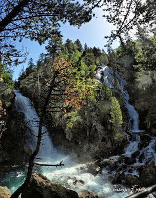 Panorama5 fhdr - Botánico y Gorgues de Alba, Valle de Benasque (Pirineo)